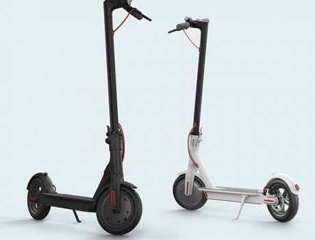 XiaomiMi Electric Scooter Black Električni trotinet